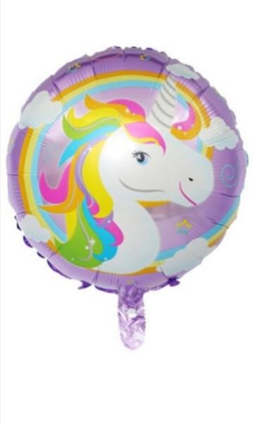 Unicorn Balloon Foil 18inch
