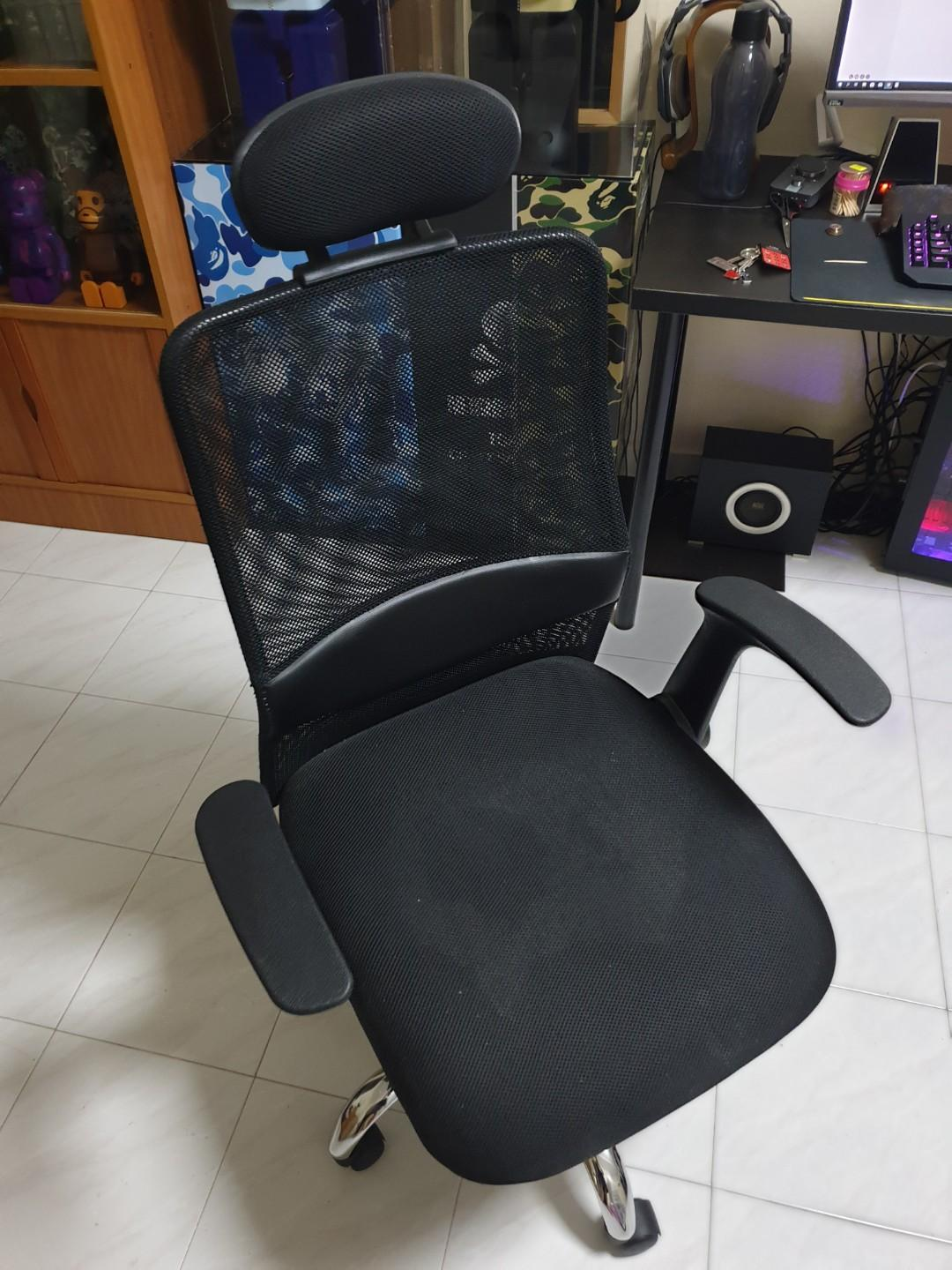 Admirable V Hive Zoe Office Chair Furniture Tables Chairs On Carousell Ibusinesslaw Wood Chair Design Ideas Ibusinesslaworg