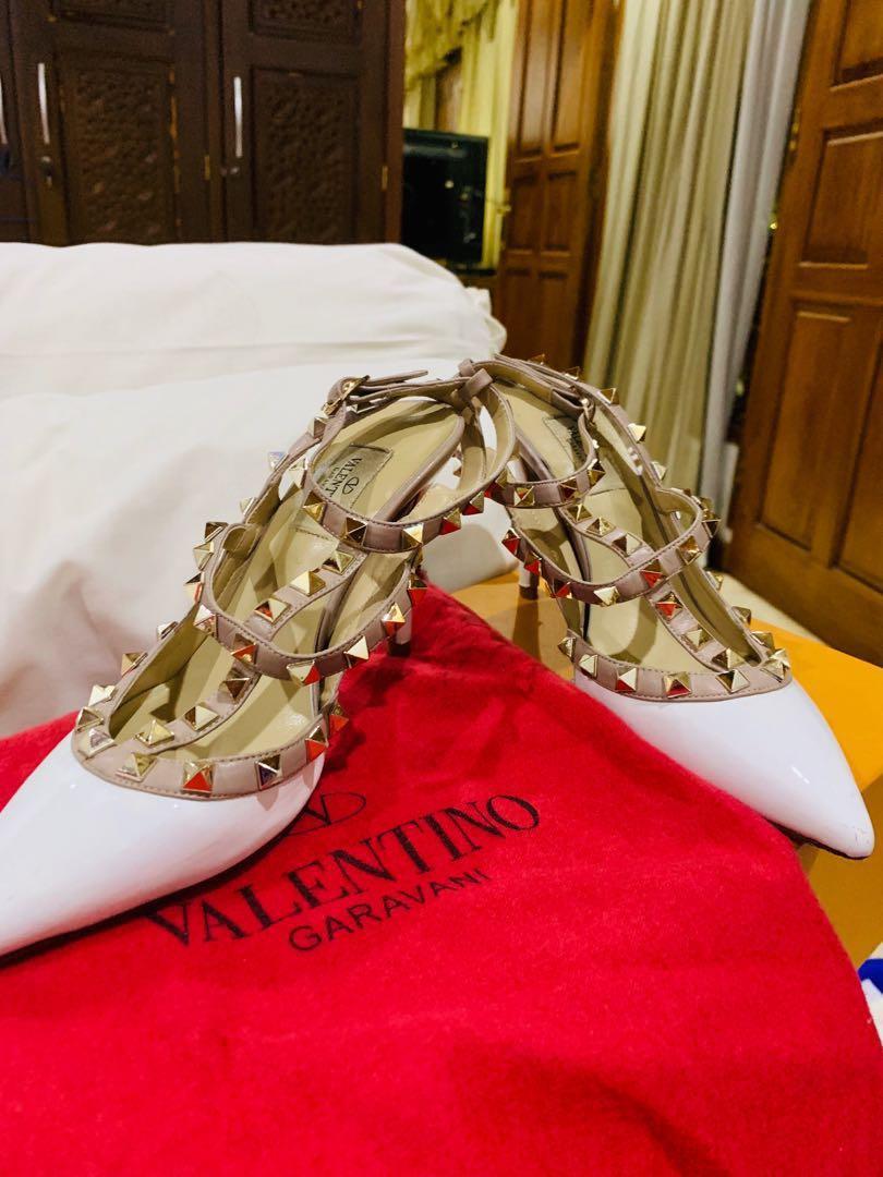 Valentino Rockstud Heels
