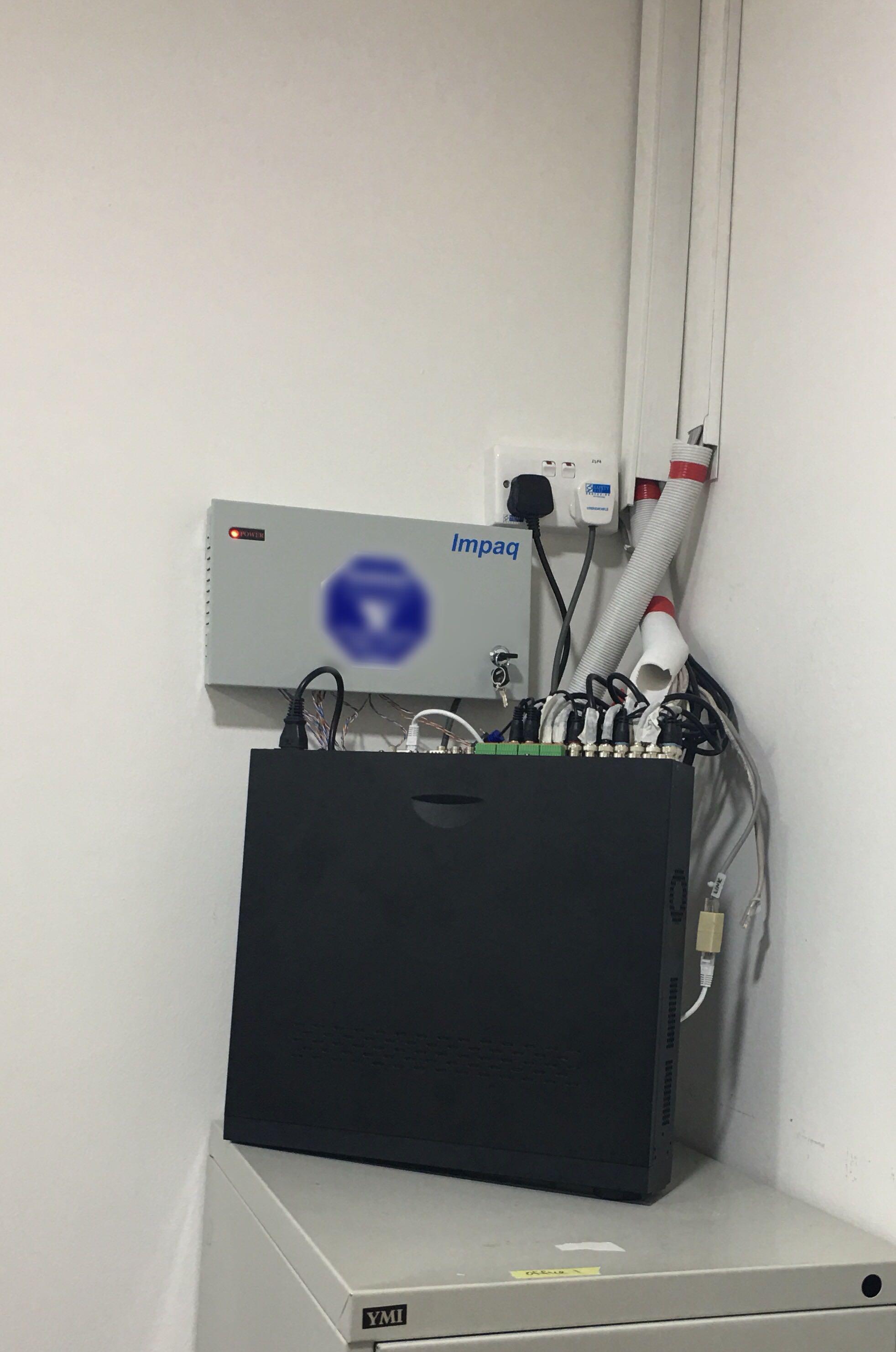 Wifi & CCTV troubleshooting