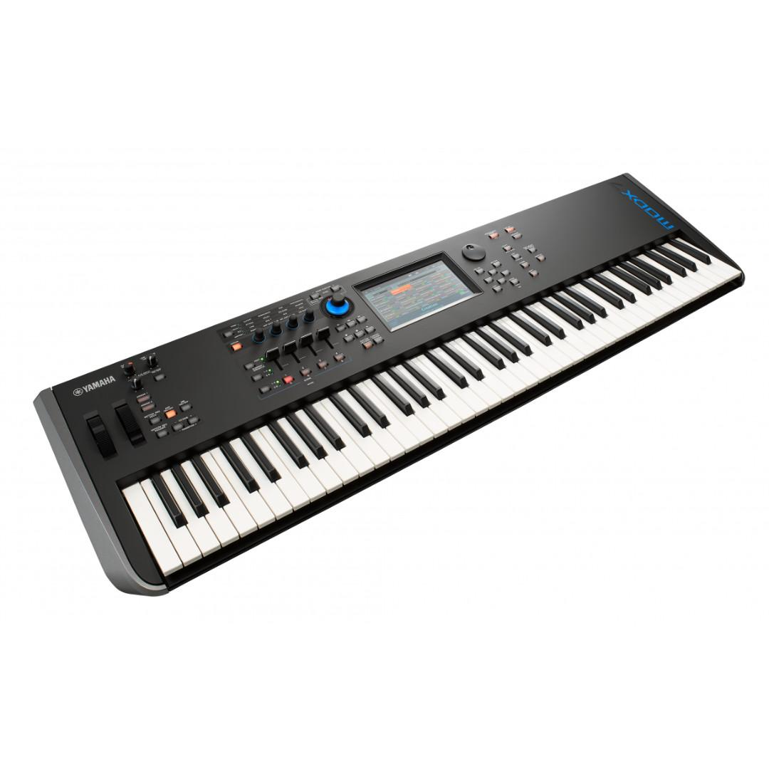 Yamaha MODX7 Music Synthesizer (NEW!!) + free Quik Lok QL646 keyboard stand worth $72 (limited time) (last set)