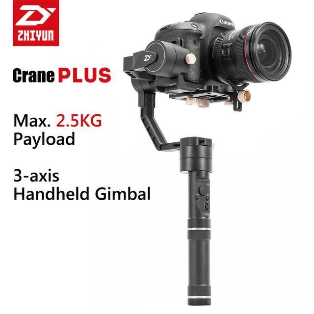 Zhiyun Crane Plus
