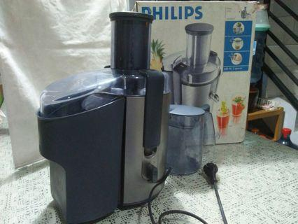 Juicer Philips HR1558/50