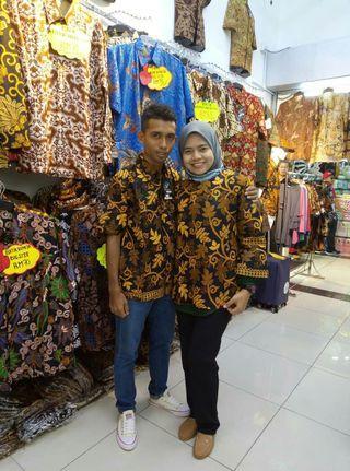 Batk couple set cotton