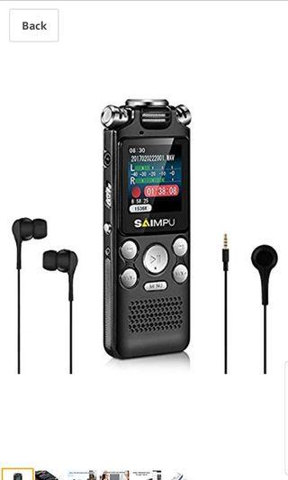 siampu digital voice recorder