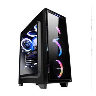 Segotep Halo 6 ATX transparent desktop casing /case