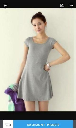🚚 Grey dress cotton on #MRTPunggol