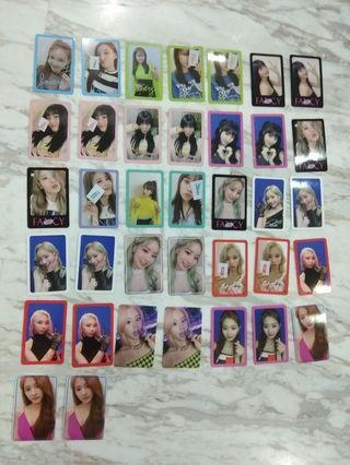 [WTT] Twice Fancy You Photocards, Lenticular Cards and CDs
