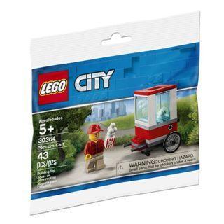 Lego 30364 popcorn cart polybag city