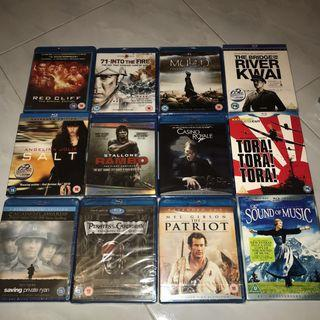 Bluray Movies - special editions / extended
