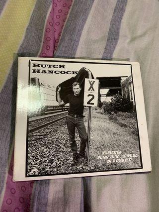 Butch Hancock cd