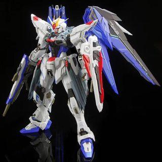 [In Stock] Noname Metal Build Gokin MB Freedom 2.0 (Come with 1st batch stand with lighting effect)
