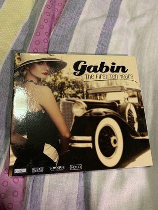 Gabin cd
