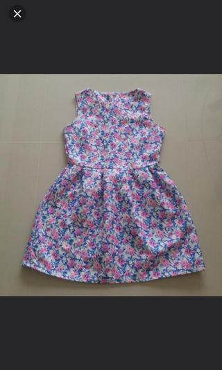 🚚 Sakura Floral Dress #MRTPunggol