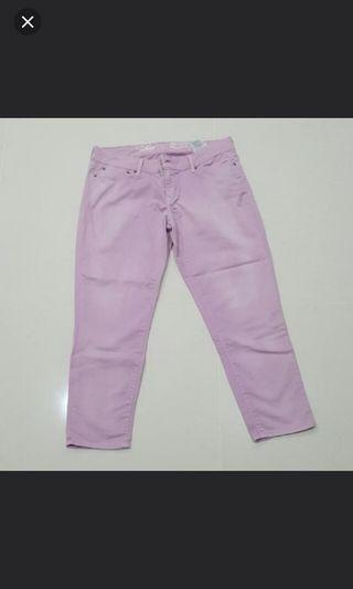 Pastel purple Levi's pants size 29