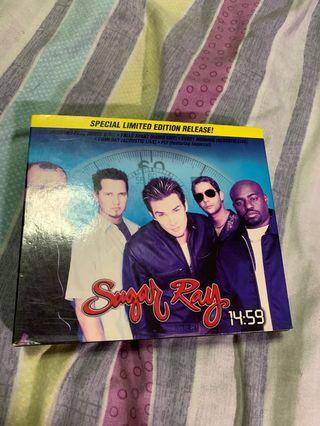 Sugar ray cd