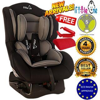 💥BEST ITEM💥READY STOCK 🎉 Little One Exclusive Baby Car Seat CSB NewBorn - 5 Year Old💥