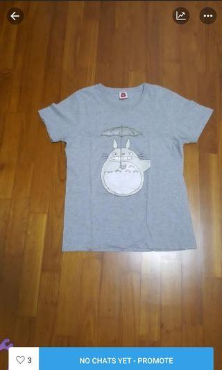 T Shirt totoro #MRTPunggol