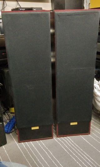 AUDIODENON GOLD SERIES, 3 way 3 speaker system AD-F88