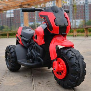 💥LATEST💥Kids Scooter Battery Electric 3 Wheel Tricycle - Random Colour (6V)