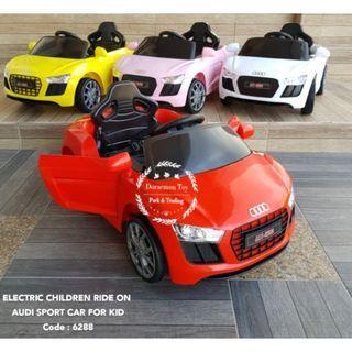💥HOT💥ELECTRIC CHILDREN RIDE ON AUDI SPORT CAR FOR KID KERETA BAJET KERETA BUDAK MURAH