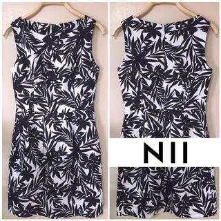 ✨BN NII SLEEVELESS FORMAL COCKTAIL EVENING PARTY MINI DRESS with BUBBLE HEM, Authentic without Brand Tag, Size S Fits UK 8