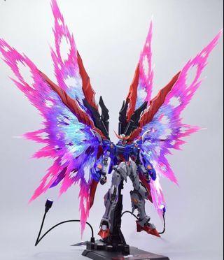 [Last batch promotion] Moshow Metal Build 1/72 Demon Destiny Epyon Gundam Kamaitachi (Price include Wing of Light)