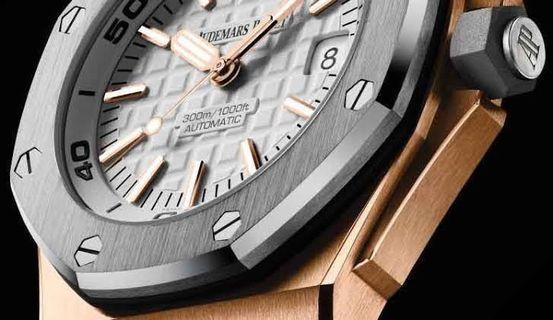 🚚 New price! Audemars Piguet Royal Oak Diver 15711OI