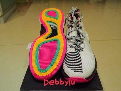 Adidas D Rose9 籃球鞋 us8 (原價$3680)直接七折售出