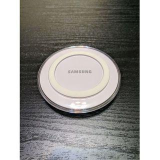 🚚 Samsung 三星 原廠無線充電板 QI盤 白色