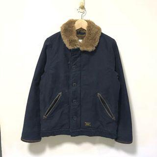 15AW Wtaps N-1 Jacket M