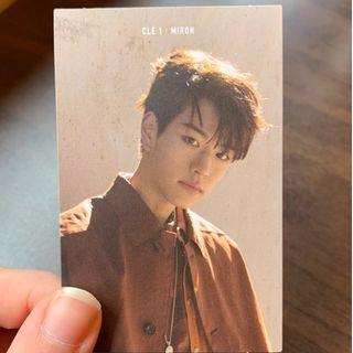 [WTB] Stray Kids Cle'1: Miroh Limited Photocard