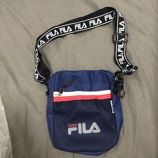FILA小包 吐司包 側背包 腰包