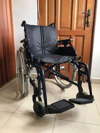 Wheelchair for Sale (capacity: <120kg)
