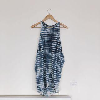 UO Tie-Dye Tank Dress
