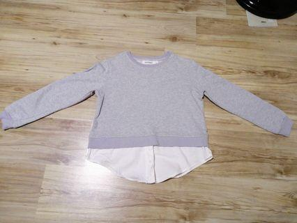 TEM Light Grey Sweater