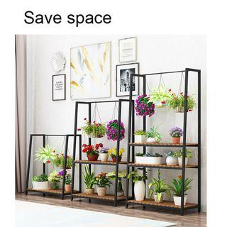 🚚 Limited Stock Hanging Plant Rack Suitable for outdoor