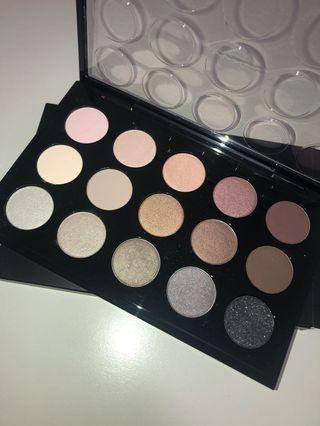 MAC DISCONTINUED COOL PALETTE