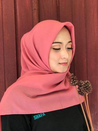 Corn skin hijab murah banget