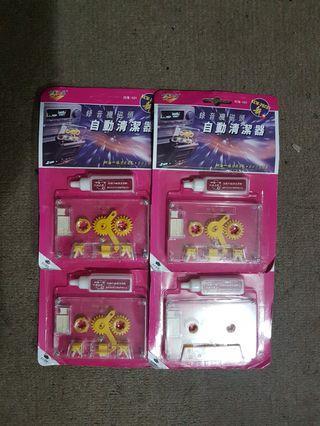 Cassette Player Cleaner