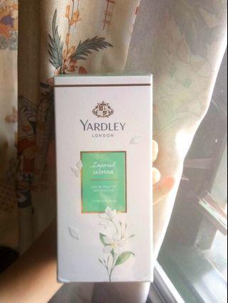 125ml Yardley London Perfume - Imperial Jasmine Eau De Toilette