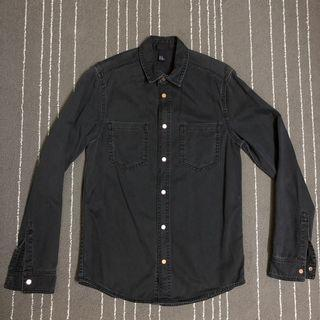 H&M Premium Denim Shirt