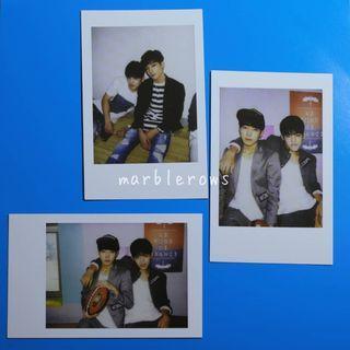 [WTB] Wonwoo x S.Coups OTP Encore Photocard
