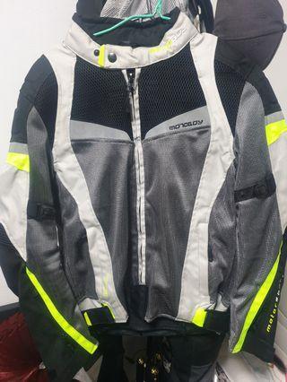 Riding Jacket motoboy