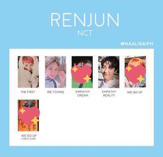 [WTB] NCT Renjun PCs