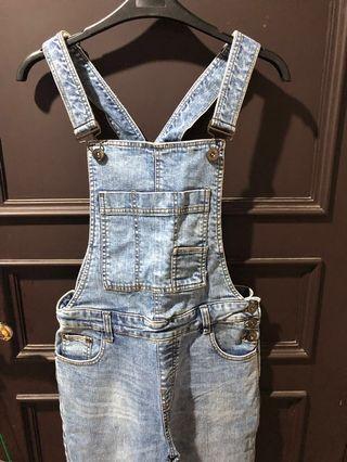 Graphis - denim collection jumpsuit jeans