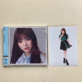 [INSTOCK] IZ*ONE Suki To Iwasetai Nako Album