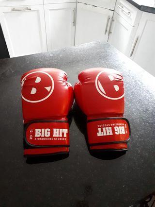 BIG HIT boxing gloves