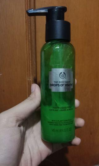 #maujam The Body Shop Drops of Youth Liquid Peel