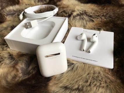 🚚 便宜好用華強北1:1 airpods款全新(彈窗版)藍牙耳機